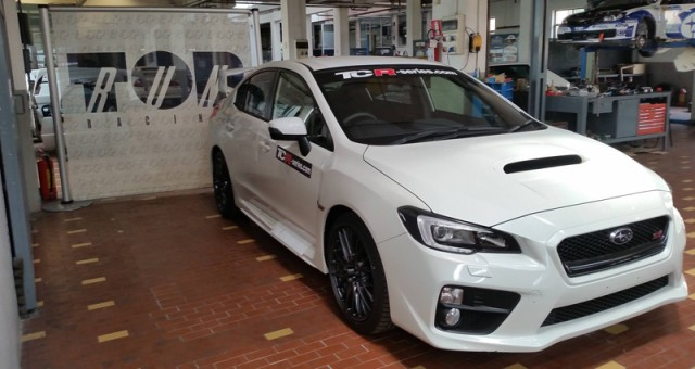 TCR INTERNATIONAL SERIES (TCR 2015): RENATO RUSSO EXPLAINS WHAT IS IN TOP RUN'S PRESENT AND FUTURE; THE PROJECT TCR INTERNATIONAL SERIES WITH SUBARU WRX STI