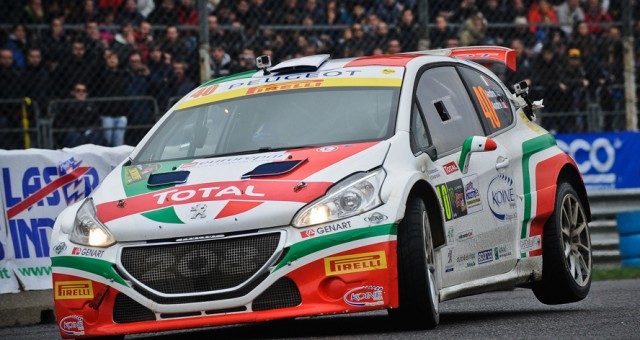 MONSTER ENERGY MONZA RALLY SHOW 2015:  MÁS DE 90 ANOTADOS EN EL MONSTER ENERGY MONZA RALLY SHOW 2015