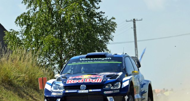 THE NEED FOR SPEED – VOLKSWAGEN OUT IN FRONT IN THE RALLY POLAND SHAKEDOWN