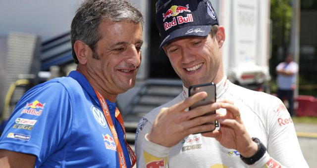WORLD CHAMPIONS TAKE WHATSAPP – VOLKSWAGEN LAUNCHES INNOVATIVE INFORMATION SERVICE FOR THE WRC