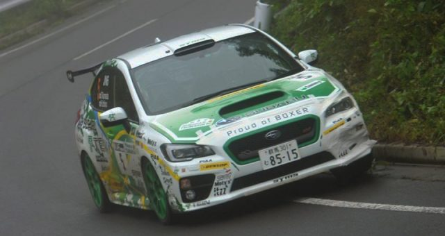 TEIN MOTORSPORTS WITH MUCH INVOLVEMENT IN JAPAN RALLY