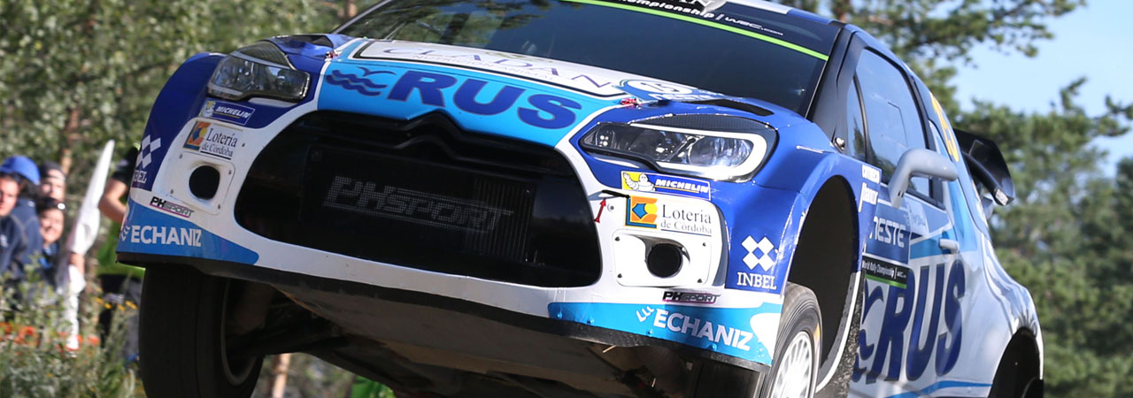 ARGENTINA WORLD RALLY TEAM