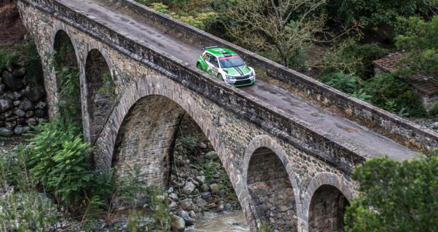 ASPHALT SPECIALIST KOPECKÝ AIMS TO CONTINUE WINNING SEQUENCE FOR ŠKODA ON CORSICA