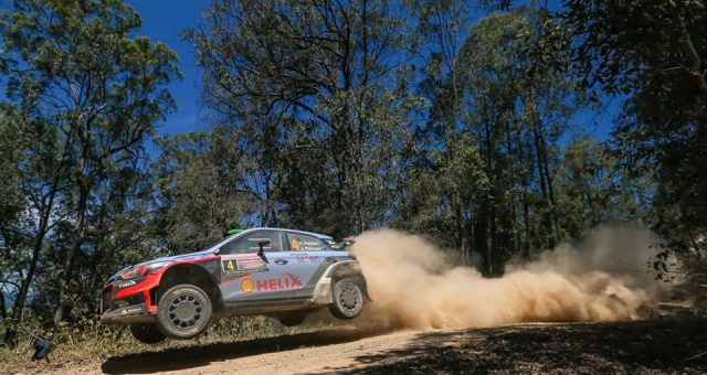 PODIUM FINALE FOR HYUNDAI MOTORSPORT AS NEUVILLE CLAIMS SECOND IN CHAMPIONSHIP