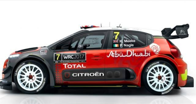 CITROËN LAUNCHES A NEW ASSAULT ON THE FIA WORLD RALLY CHAMPIONSHIP WITH THE C3 WRC