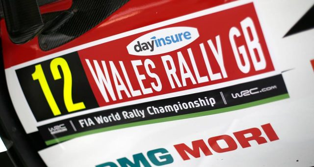 TOYOTA GAZOO RACING SCORES POINTS IN WALES