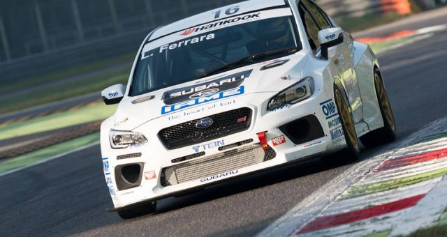 EUROPEAN TCR SERIES: AN IMPORTANT OPTION FOR TEIN & TOP RUN IN 2018