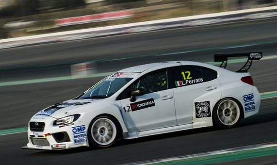 LA TCR MIDDLE EAST 2018, UNA PLAZA IMPORTANTE PARA TEIN & TOP RUN SUBARU