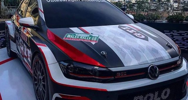 """GTI MEETS """" MONTE"""" NEW RALLY POLO MAKES GUEST APPEARANCE IN MONACO"""