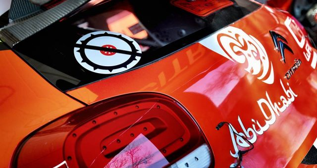 THE CITROËN C3 WRC HEADS FOR THE HILLS!