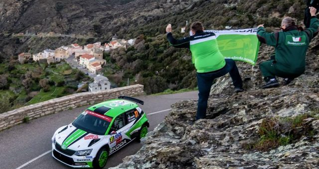 Category/skoda >> Jan Kopecky And Skoda Continue To Dominate Wrc 2 Category At