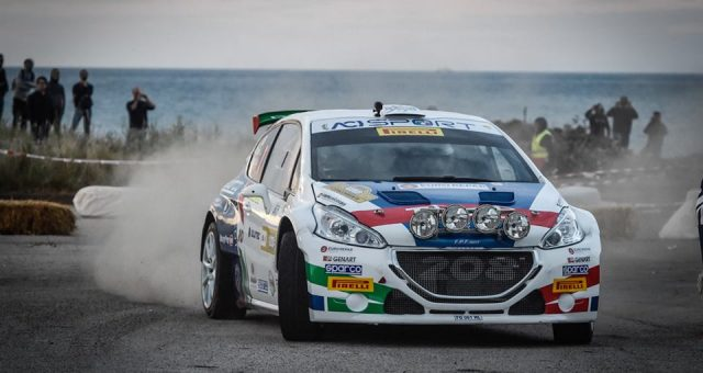 THE ITALIAN RALLY CHAMPIONSHIP BACK ON THE ELBA ISLAND