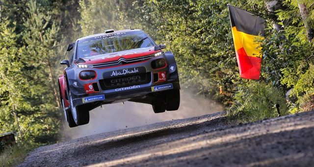 MADS ØSTBERG HANGS ONTO SECOND PLACE!