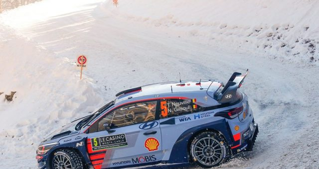 WRC SEALS KEY BROADCAST DEALS FOR NEW SEASON