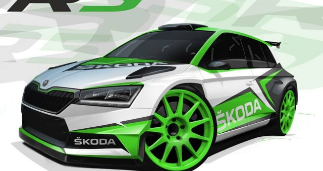 THE NEW ŠKODA 🇨🇿 FABIA R5, INNOVATIVE AND EMOTIVE AT GENEVA MOTOR SHOW 🌍