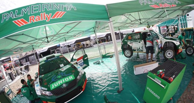 TWO WILL BE THE ŠKODA R5 RUN BY MOTORSPORT ITALIA🇮🇹THIS WEEK END IN LATVIA🌎