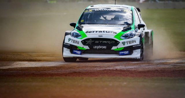 STARD🇦🇹CONTINUES STRONG 2019 WORLD🌍RX FROM AT SILVERSTONE🇬🇧(STARD & TEIN)🔝🌍🇦🇹 🇯🇵
