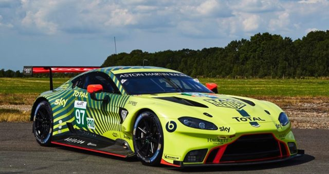 UPDATED LIVERY FOR ASTON MARTIN🇬🇧RACING'S FIA WEC ENTRIES🇬🇧🌎