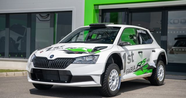 TONI GARDEMEISTER 🇫🇮 TOOK OVER THE FIRST FABIA R5 EVO CUSTOMER CAR BY ŠKODA MOTORSPORT 🇨🇿 🌏