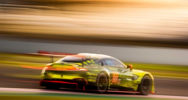 ASTON MARTIN 🇬🇧 VANTAGE GTE TAKES A POLE POSITION AT FUJI AGAIN 🇯🇵 🌎