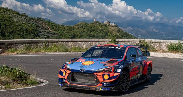 A SPECTACULAR DANI SORDO 🇪🇸 🌏 AT THE RALLY STARS ROMA CAPITALE 🇮🇹 🌏