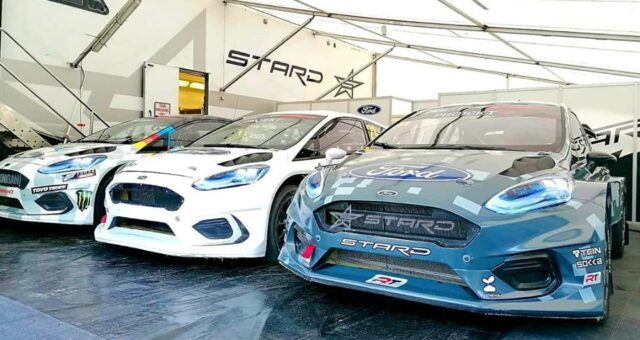 READY TO RACE!! 🇸🇪 🌎 STARD, TEIN AND THE NEW PROJEKT E CLASS ON THE RACE 🇯🇵 🇦🇹 🌎