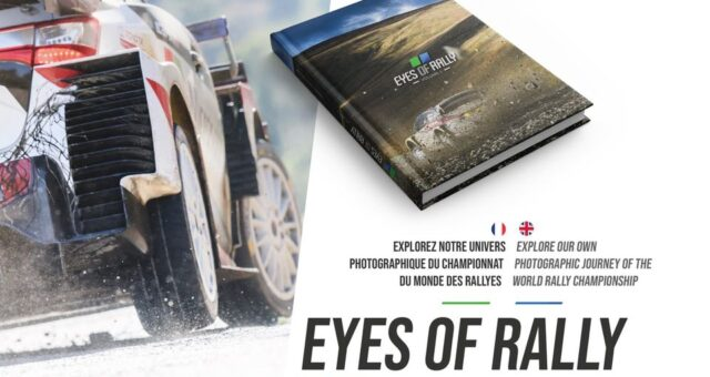 """EYES OF RALLY"" – VOLUME 1 "" PHOTO BOOK TWIN LOOK AT THE WORLD RALLY CHAMPIONSHIP 🇫🇷🌎 ROMAIN & VINCENT THUILLIER Eyes of Rally 🇫🇷 🌎"